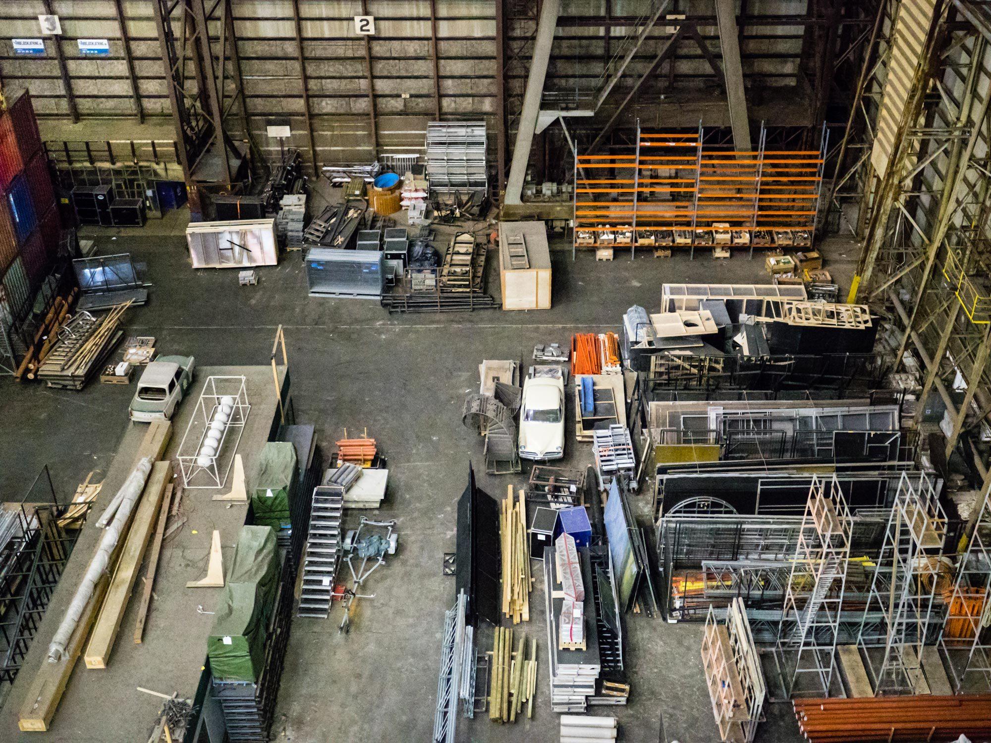 Entrepôts & hangars agricoles - construction métallique – muller-rost