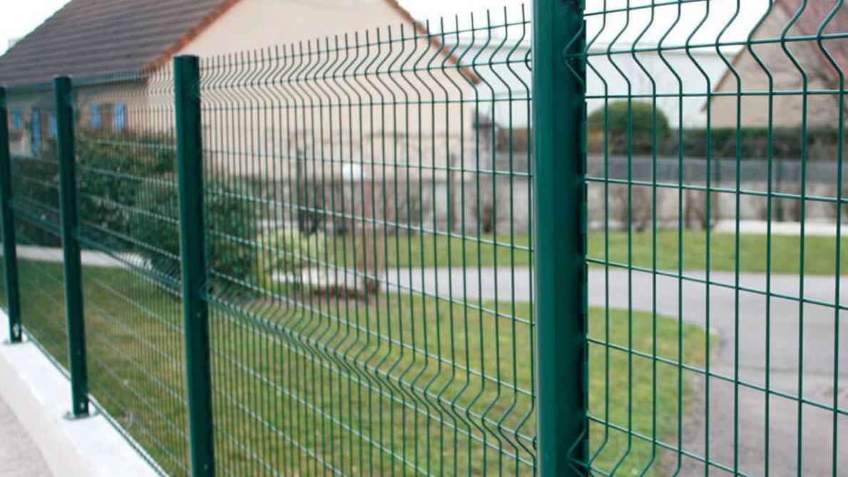 Clotures métalliques, barrières, grillages - metallerie - muller-rost
