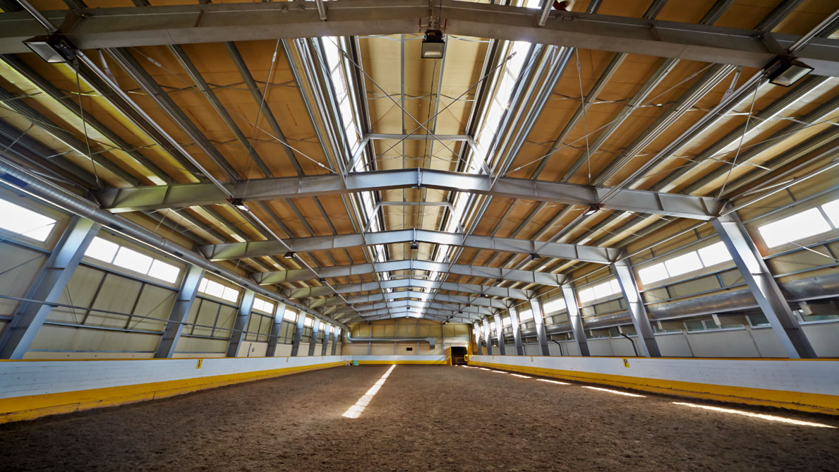 Structure & construction equestre sur-mesure: haras, box – muller-rost