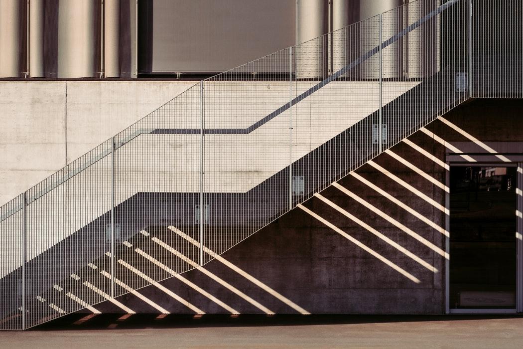 Garde-corps en metal: balustrades & rampes metalliques - muller-rost