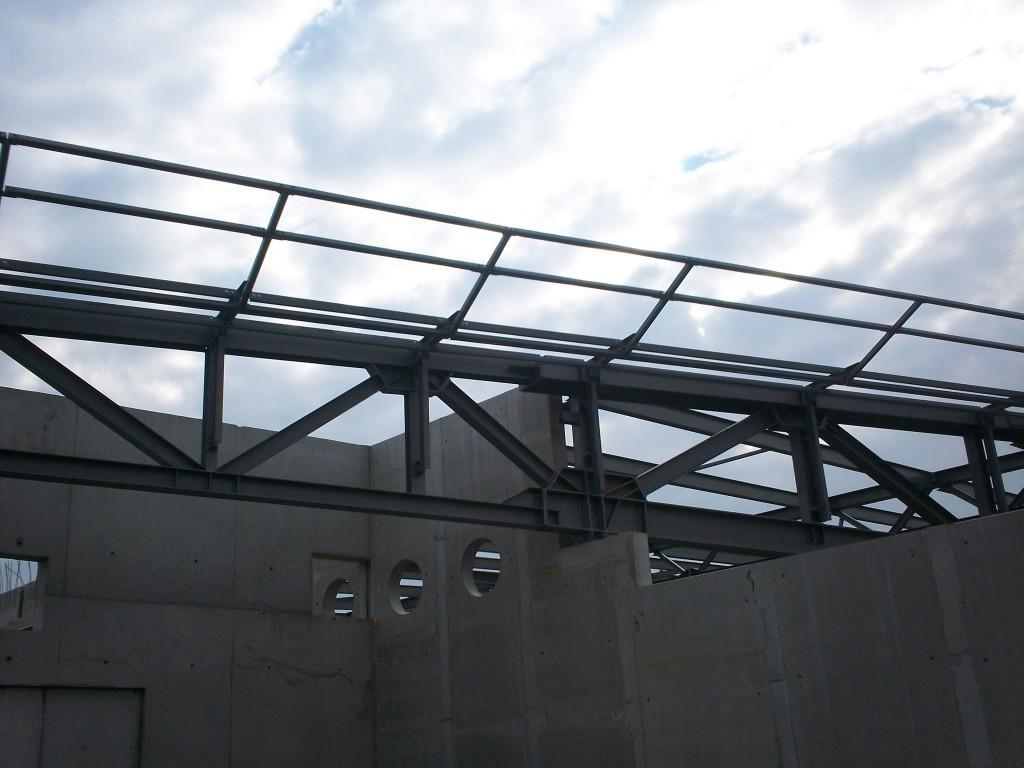 Hésingue - Constructions et charpentes métalliques - Muller Rost