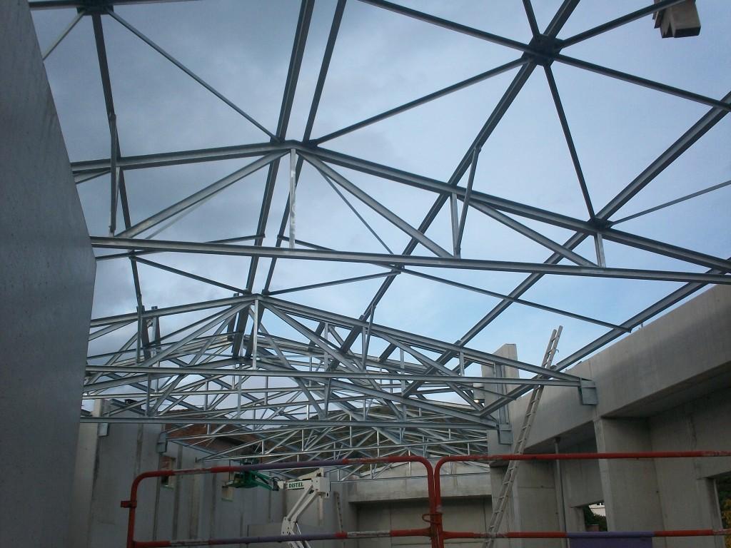 charpente métallique & charpente toit en métal - constructions métalliques - muller rost