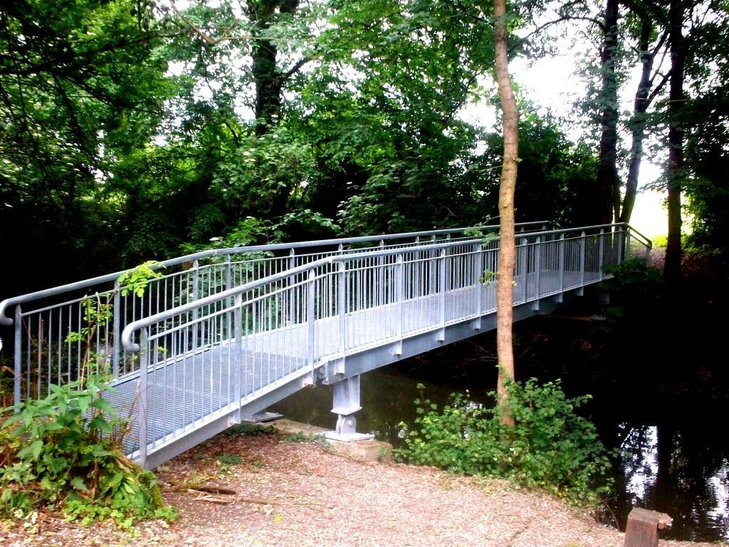 Ville de Widensolen - Widensolen - Serrurerie et métallerie : pont - Muller Rost